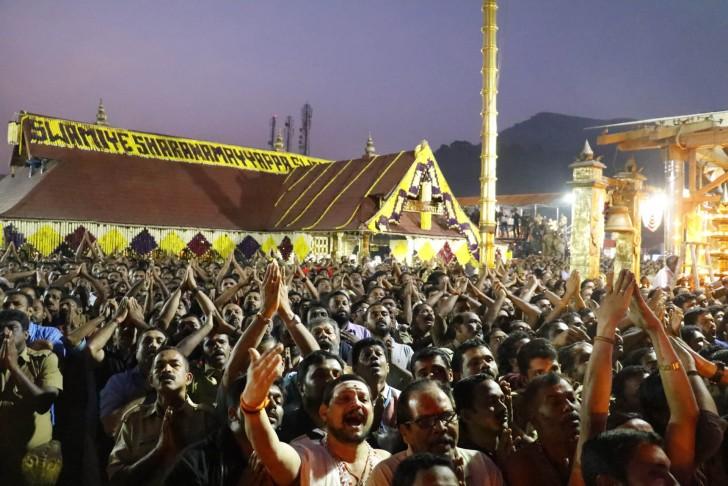 శబరిమలలో అరెస్టు అయిన కృష్ణాజిల్లా వాసులు